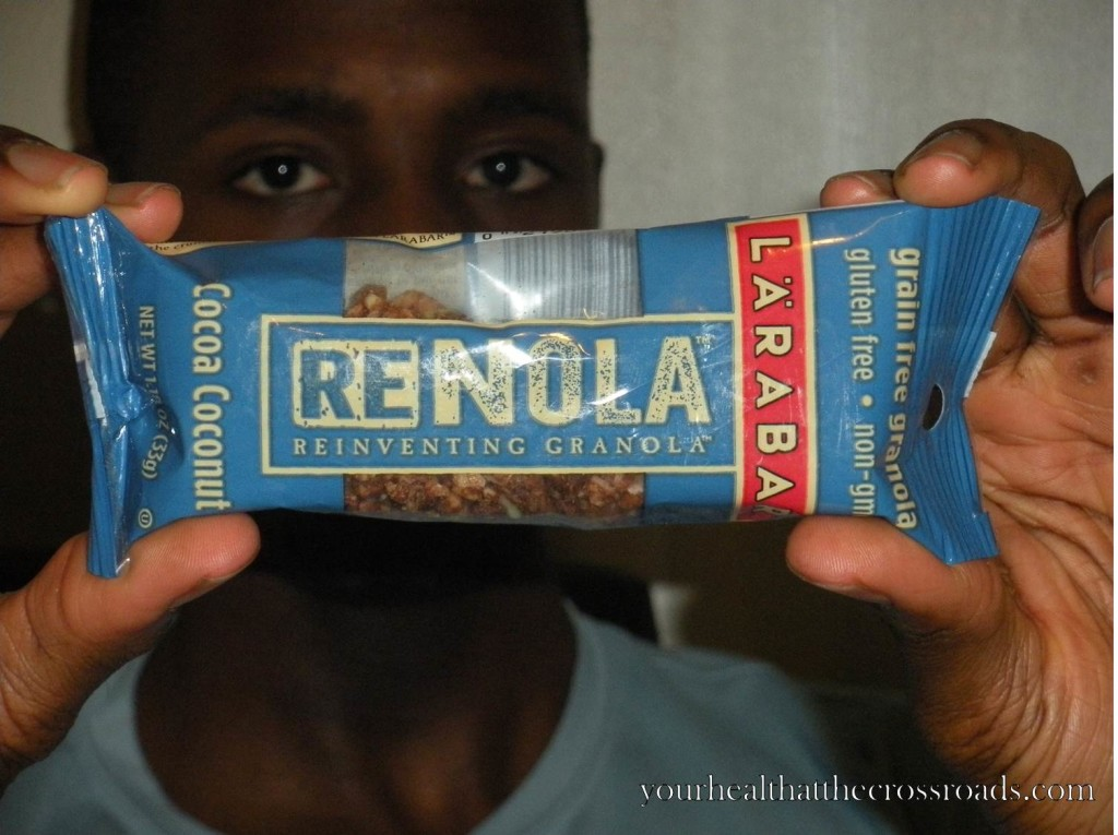 My Review of LÄRABAR Renola™…Plus a Giveaway