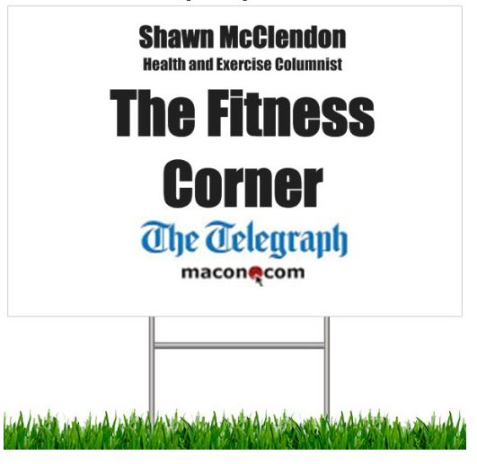 Check out these articles from my column…The Fitness Corner
